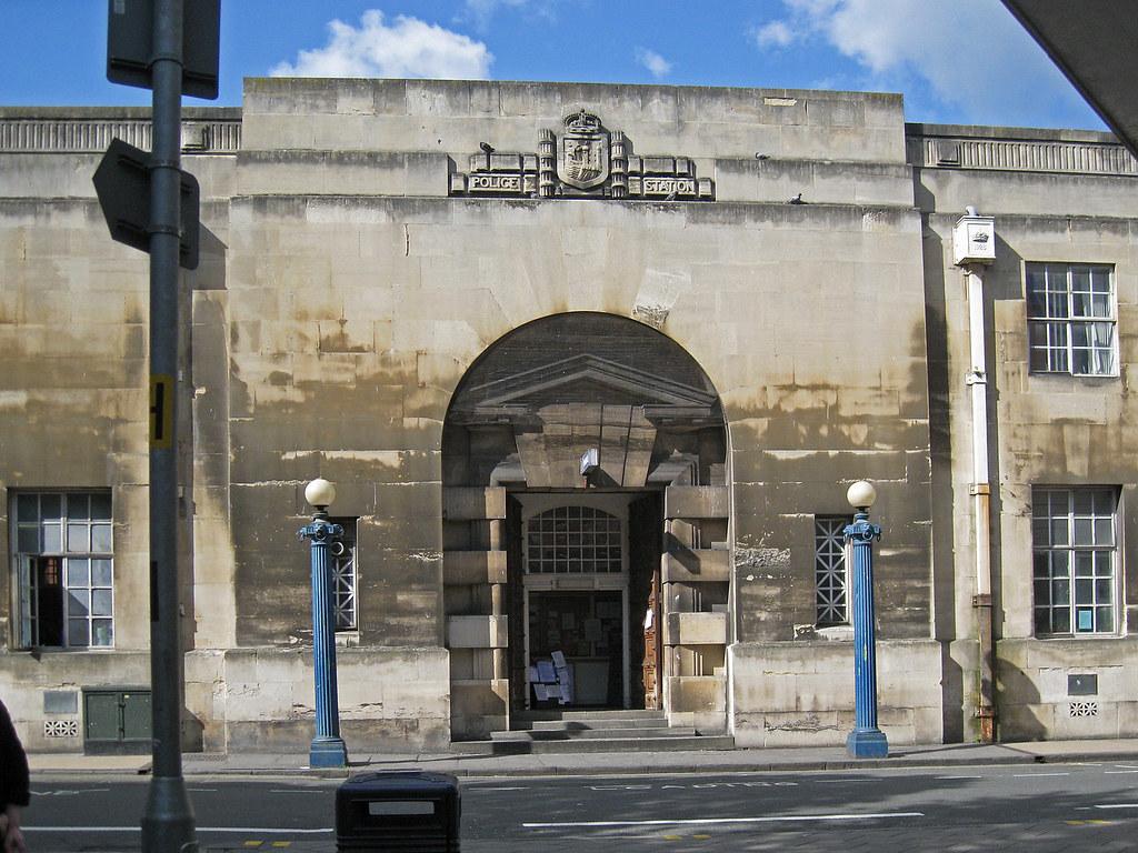 Bridewell Police Station Bristol Nelson Street Bristol