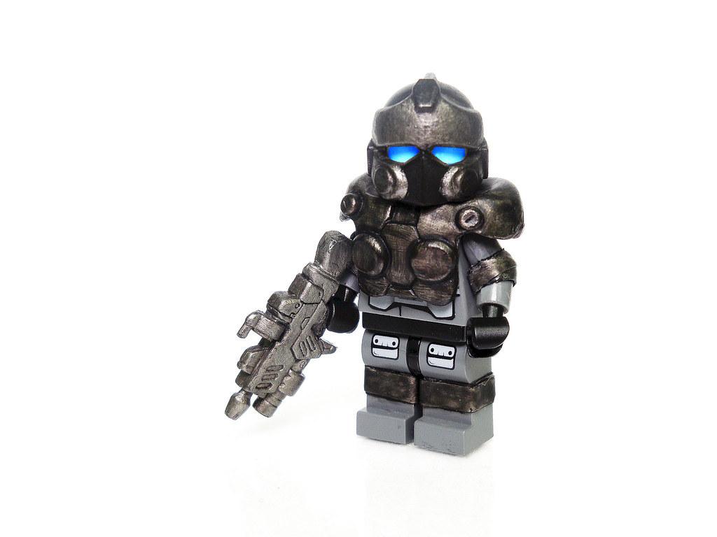 Gears of War 3 - Clayton Carmine   Lego Sweet Lego   Gears ...