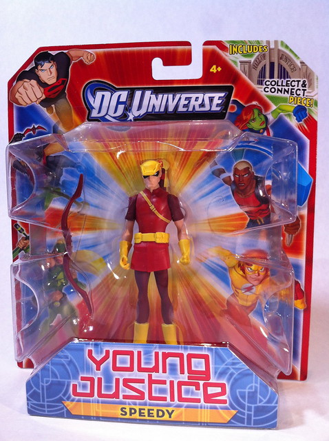 DCU Young Justice SpeedyYoung Justice Speedy