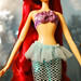 2010 Singing Ariel Doll by Disney Store