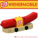 MINI LEGO Wienermobile