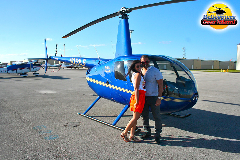 Holiday Gift Ideas Sightseeing Helicopter Tour Over Miami
