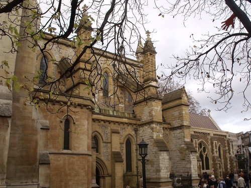 Southwark Cathedral | by ell brown
