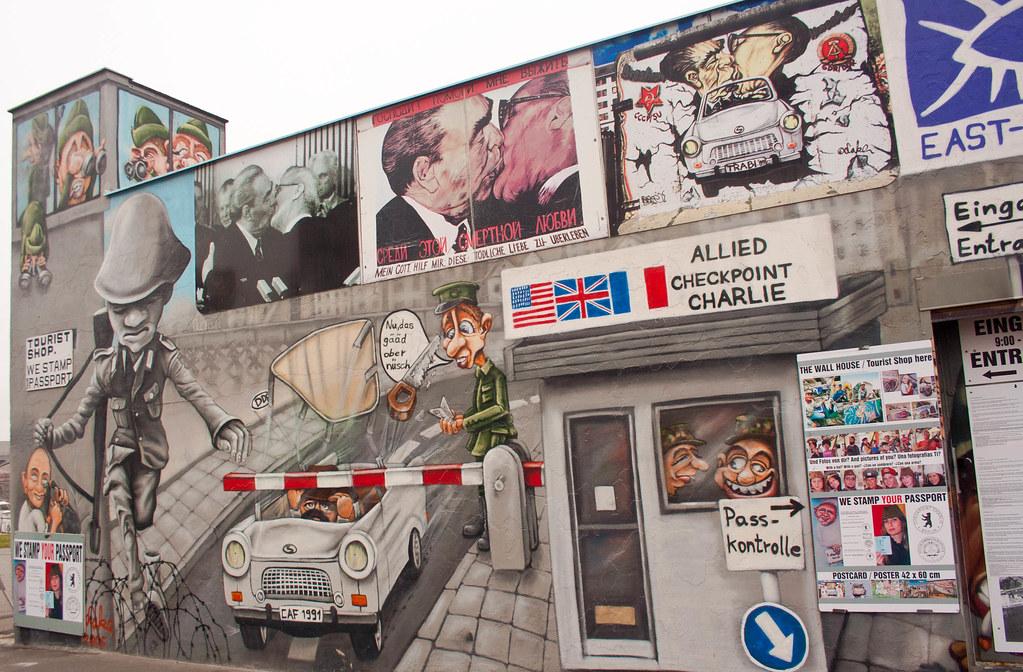 Things to do in Berlin - Berlin East Side Gallery