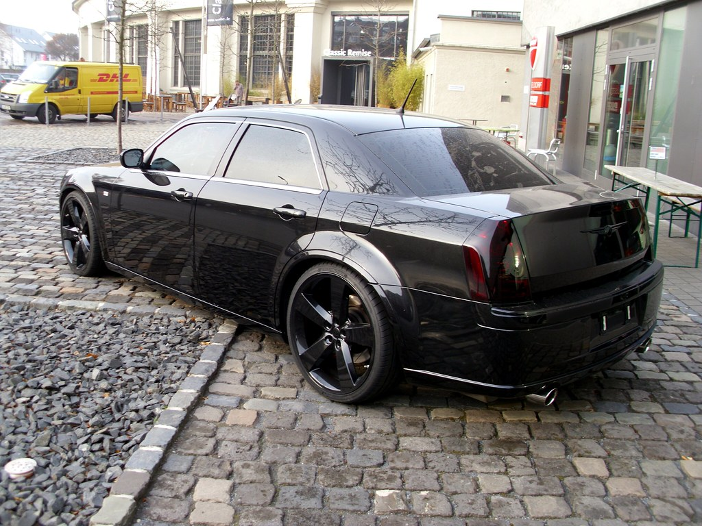 Chrysler 300srt >> Chrysler 300C SRT8 Hardcore 2008 -2- | Classic Remise Düssel… | Flickr