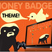 PlayStation Store: Honey Badger Theme