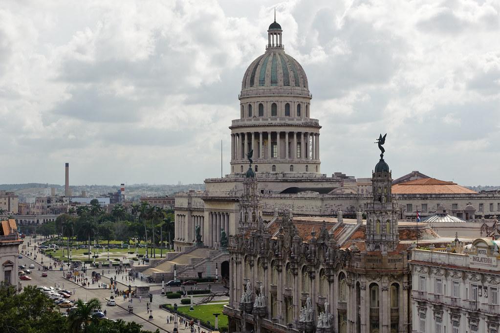 Capitolio Nacional, Havana