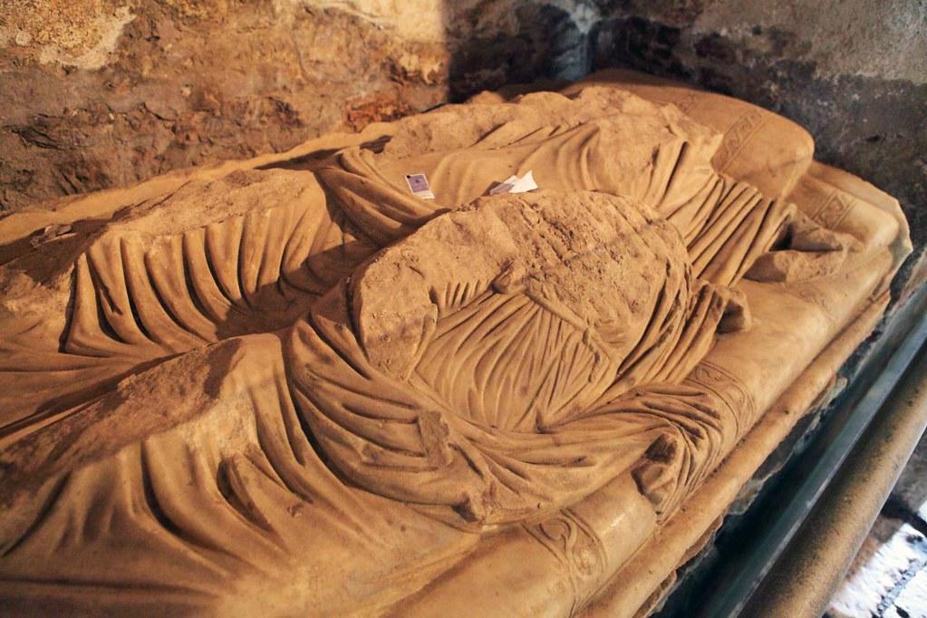 Tomb Of St Nicholas Inside St Nicholas Church Demre M