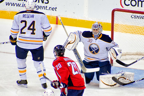 Miller Looms Large in Crease | by clydeorama