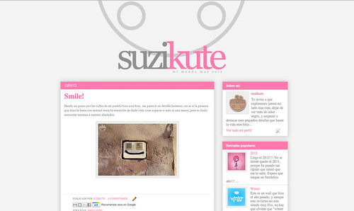 Suzikute blog | by Fix&Mix