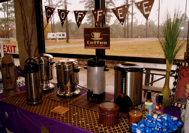 Coffee Bar Wedding Stone Lake Century Fl Beegees74 Flickr