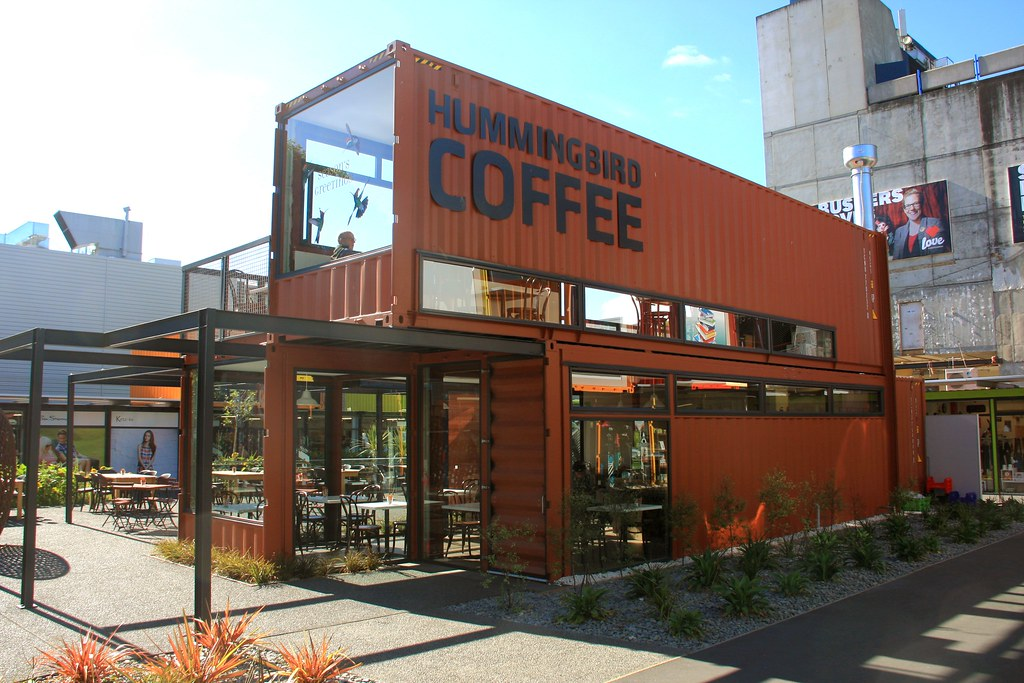 shipping container retail christchurch rhunt0517 flickr. Black Bedroom Furniture Sets. Home Design Ideas