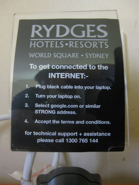 Rydges World Square Family Room