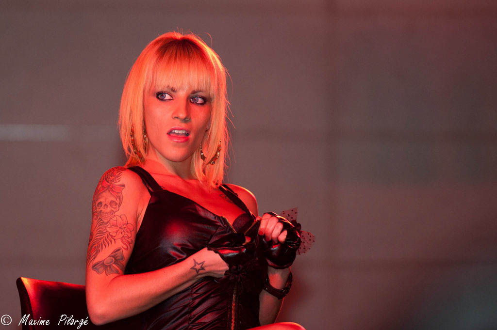 Jordanne Kali Nude Photos 12