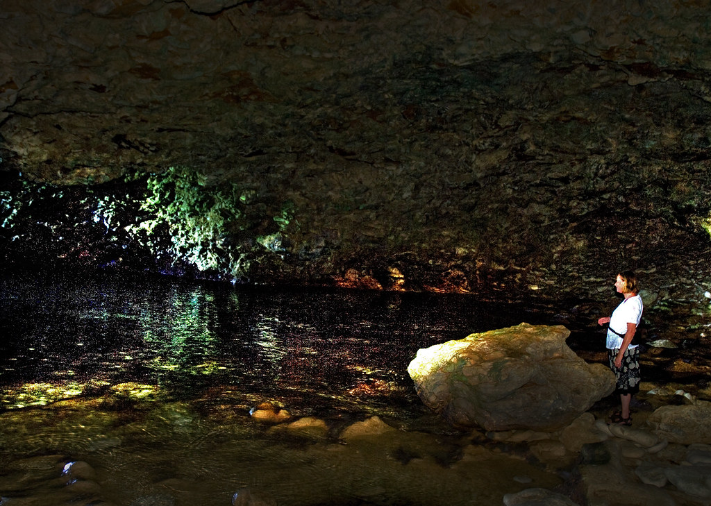 The animal flower cave, Barbados | Flickr - Photo Sharing!