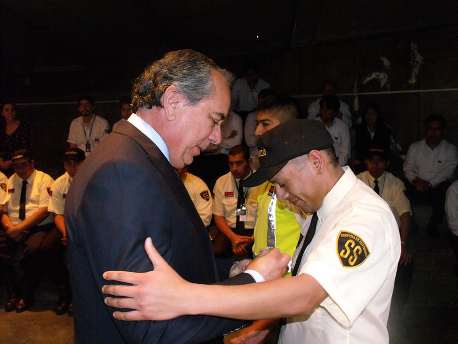Cuarto aniversario securitas sede lima cuarto for Cuarto aniversario