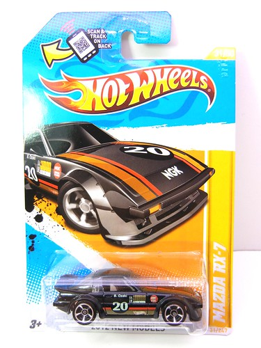 hot wheels mazda rx-7 (1) | by jadafiend