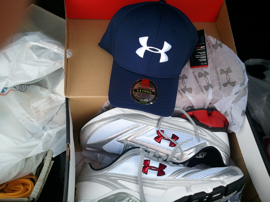 Under Armour Shoes Man