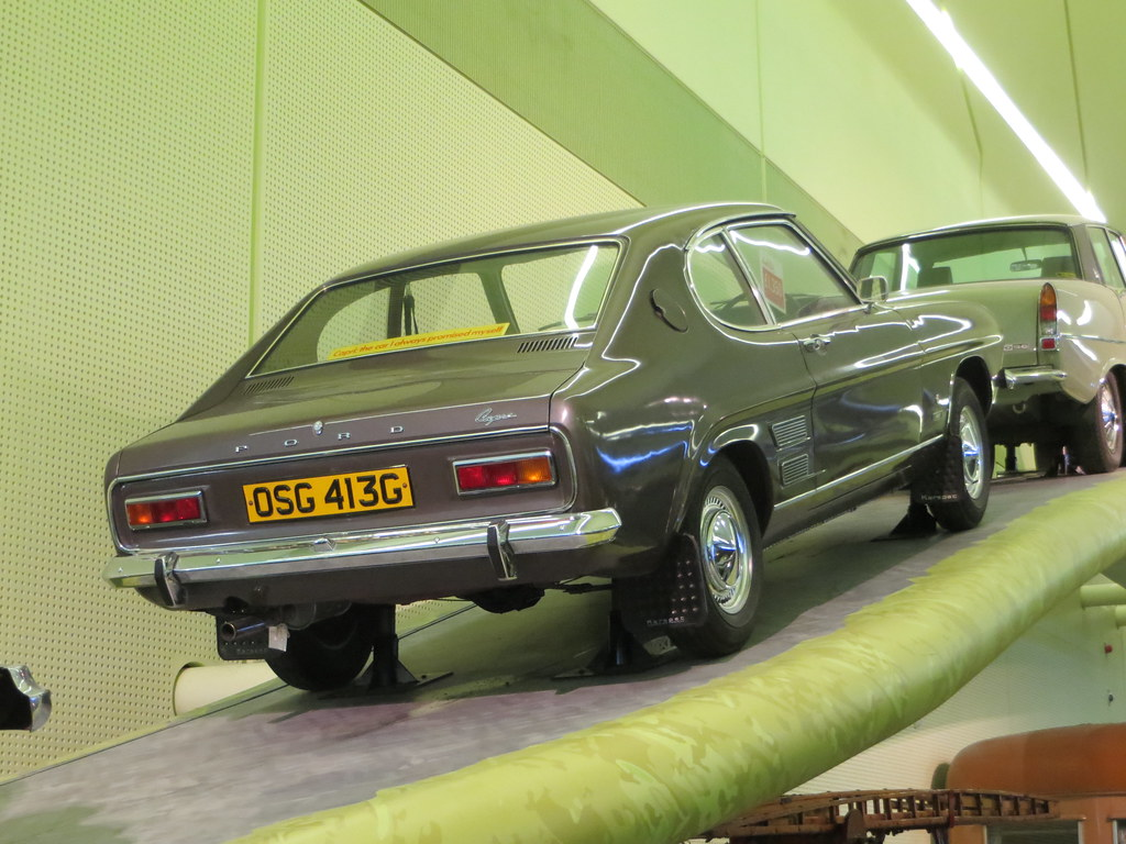 1969 ford capri 1600 xl no records for osc 413g flickr. Black Bedroom Furniture Sets. Home Design Ideas