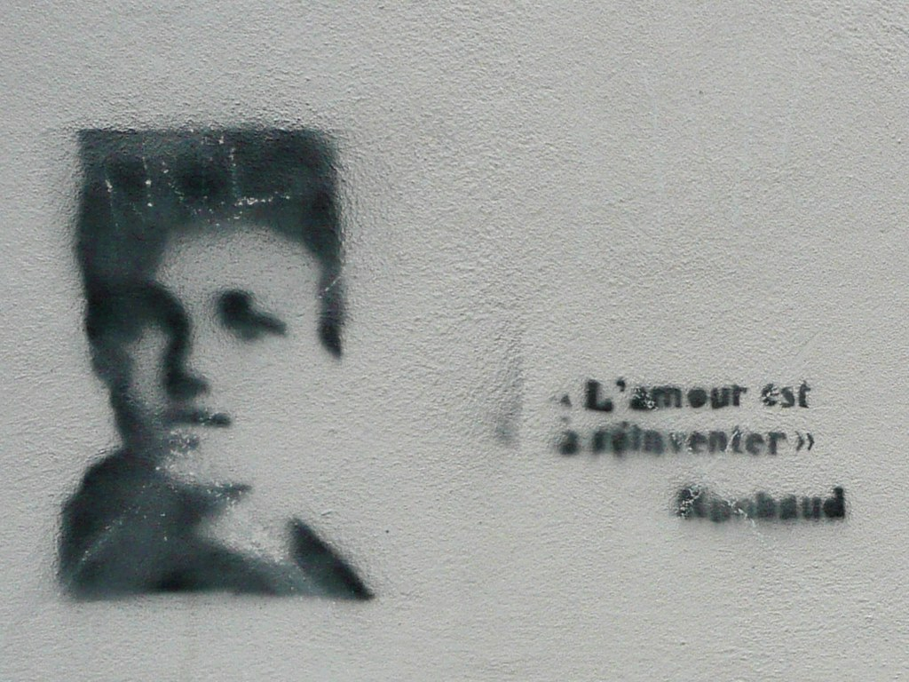 171 L Amour Est 224 R 233 Inventer 187 Arthur Rimbaud Sceaux Flickr