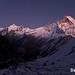 Annapurna, Nepal - Mount Machapuchare @Dawn