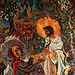North moasaic 01 - Resurrection Chapel - National Cathedral - DC