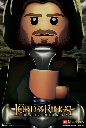 LOTR Movie Poster - Aragorn | by fbtb