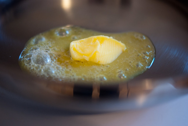 Melting Butter For Cake Recipes