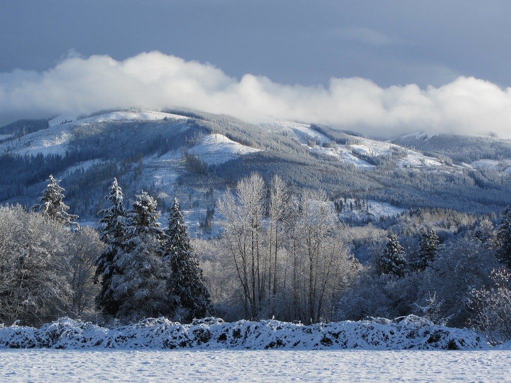 Snow On The Hills Weather Report Promises A Lot More