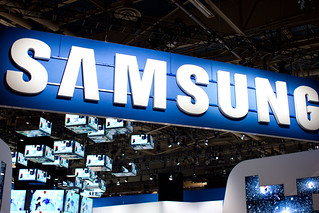 Samsung booth | by SweetLabs