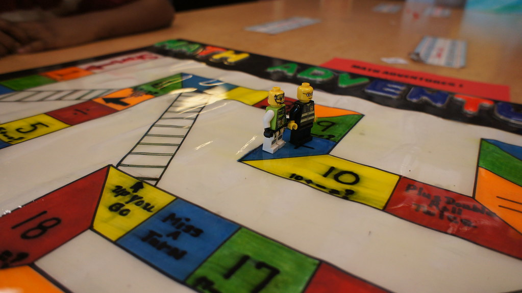 2nd Grade Student Made Board Games | Meriwether Lewis ...