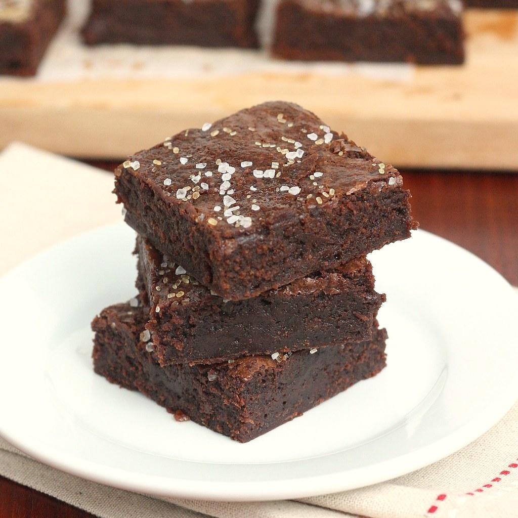 Sweet and Salty Brownies | Tracey Wilhelmsen | Flickr