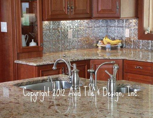 Kitchen Backsplash Ideas For Blue Countertops