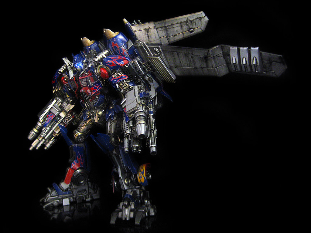 Dark of the Moon : Jetwing Prime (2) | Here's a ...