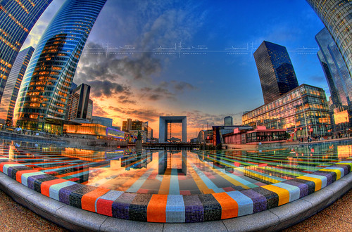 BEST HDR  ~ Paris ~ Défense ~ France | by '^_^ Damail Nobre ^_^'