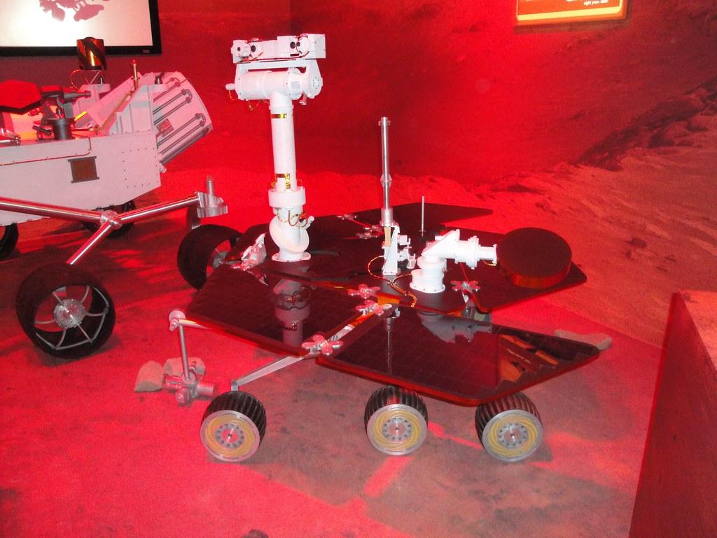 spirit rover model - photo #15