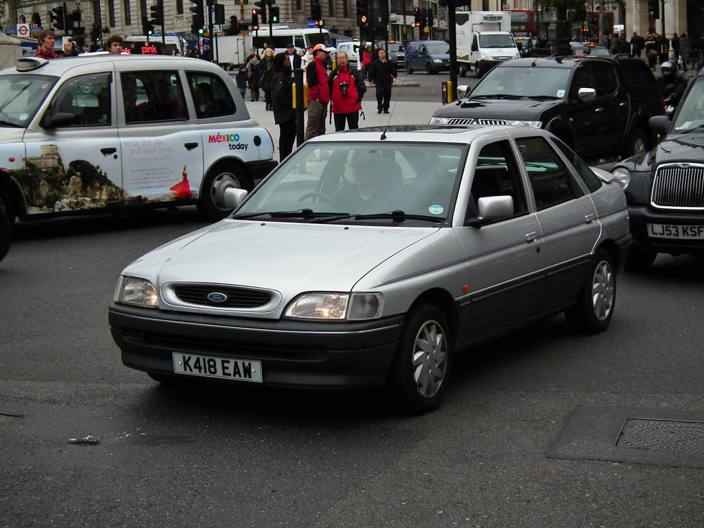 1993 ford escort lx sedan 1 9l manual rh carspecs us 1992 ford escort manual 5 speed transmission 1993 ford escort repair manual pdf