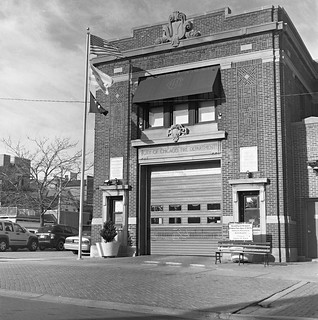 Chicago Fire Department (Wrigley Field) | by Fogel's Focus