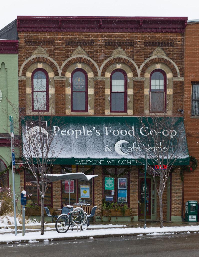 Ann Arbor People S Food Coop