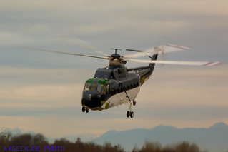 A US Department of State S-61 lifting off from KBLI... | by AvgeekJoe