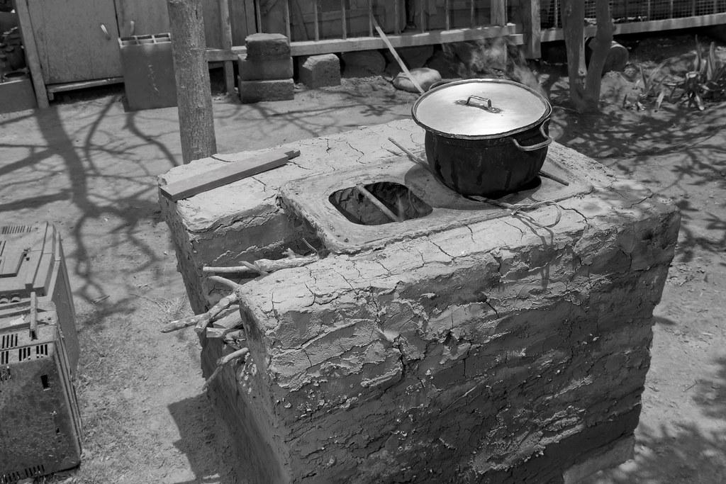 Cocina de barro a le a cocina de barro victor romero - Cocina a lena ...