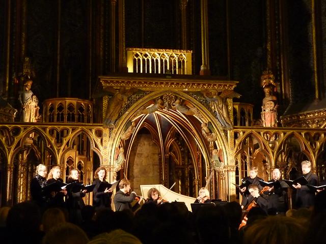Concert de Noël à la Sainte Chapelle Paris Flickr