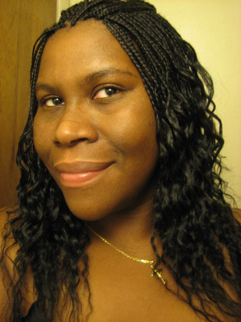 African Box Braids Hair Crochet Hair Extensions Expression ... |Using Human Hair Box Braids