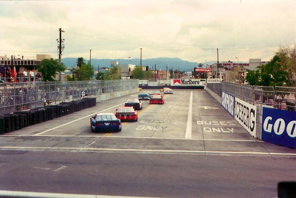 Us Grand Prix >> 1990 F1 US Grand Prix Phoenix | ...with the SCCA Trans Am Sa… | Flickr
