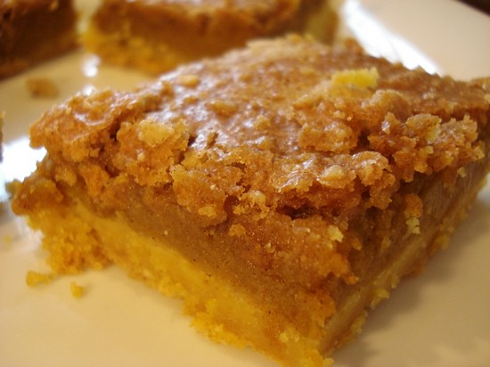 Yellow Cake Mix Spice Cake Recipe