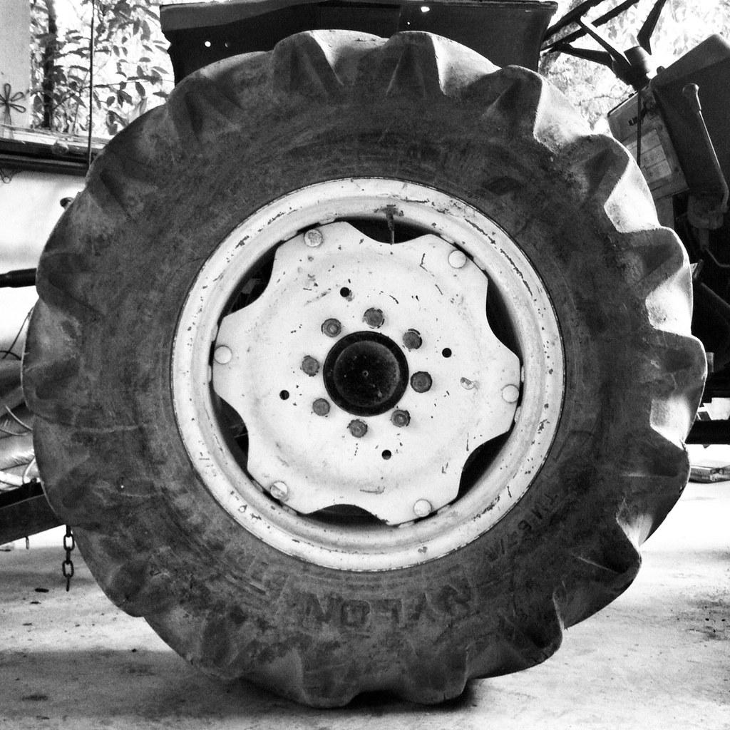 2 Wheel Tractor 1900 : Instagram roundseries tractor wheel roda de trato