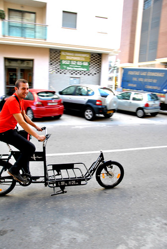 Cargo bike Nerja | by Sevilla Cycle Chic