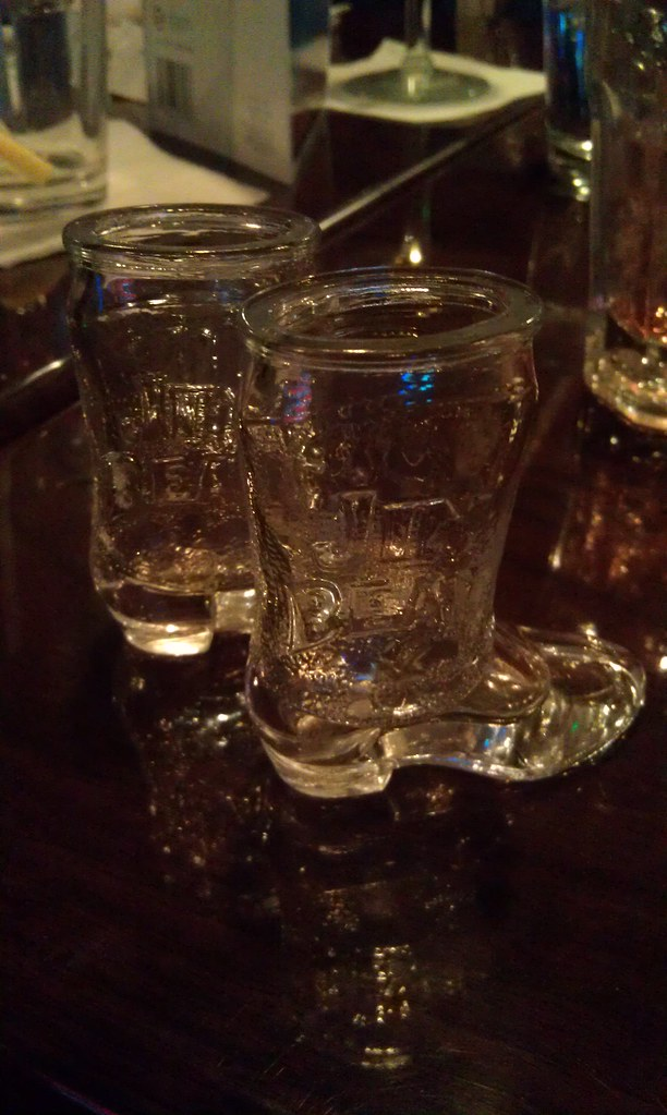 Cowboy Boot Shot Glasses In Bulk