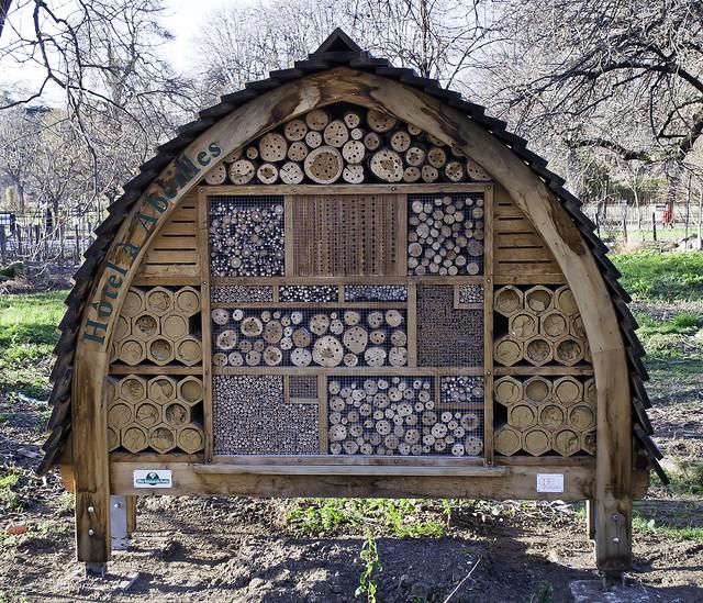 Hotel abeilles jardin des plantes paris flickr photo sharing - Hotel austerlitz jardin des plantes ...