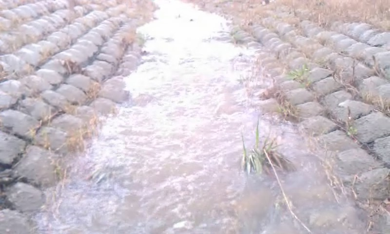 Mdot District 7 This Is A Ditch In Mccomb Ms Video